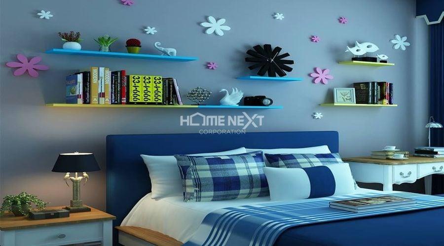 Tạo sự ấm áp và thoải mái cho không gian phòng ngủ