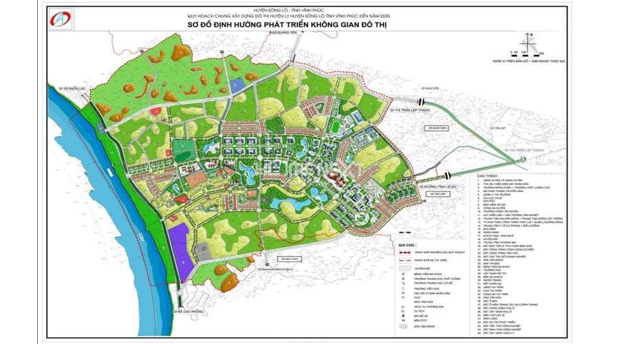 bảng đồ quy hoạch đô thị