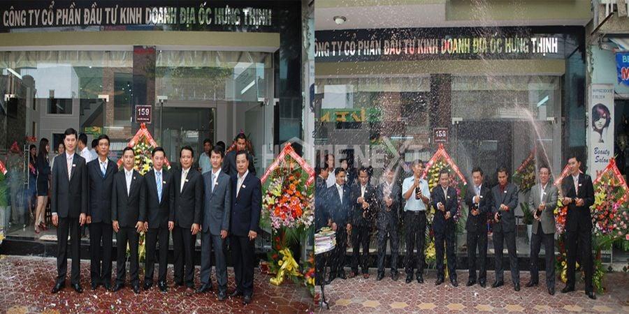 Khai trương văn phòng đại diện Công ty Cổ phần Đầu tư Kinh doanh Địa ốc Hưng Thịnh tại Quy Nhơn