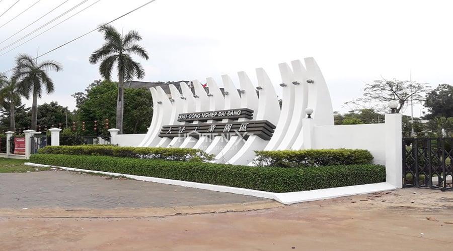 tiện ích ngoại khu Minh Quốc Plaza Bình Dương