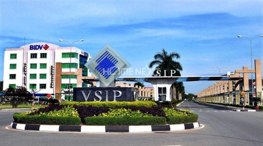 Hình ảnh khu công nghiệp VSIP
