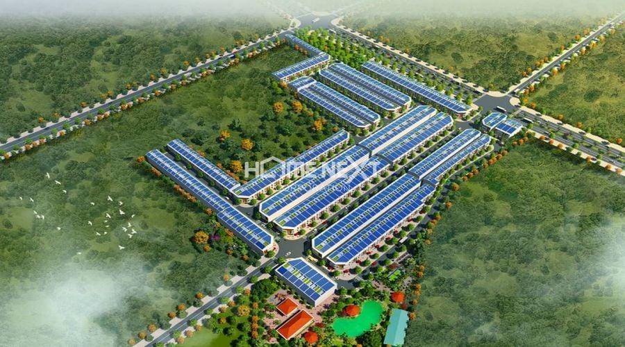 Khu nhà ở Thái Bình Dương - Tân Phước Khánh