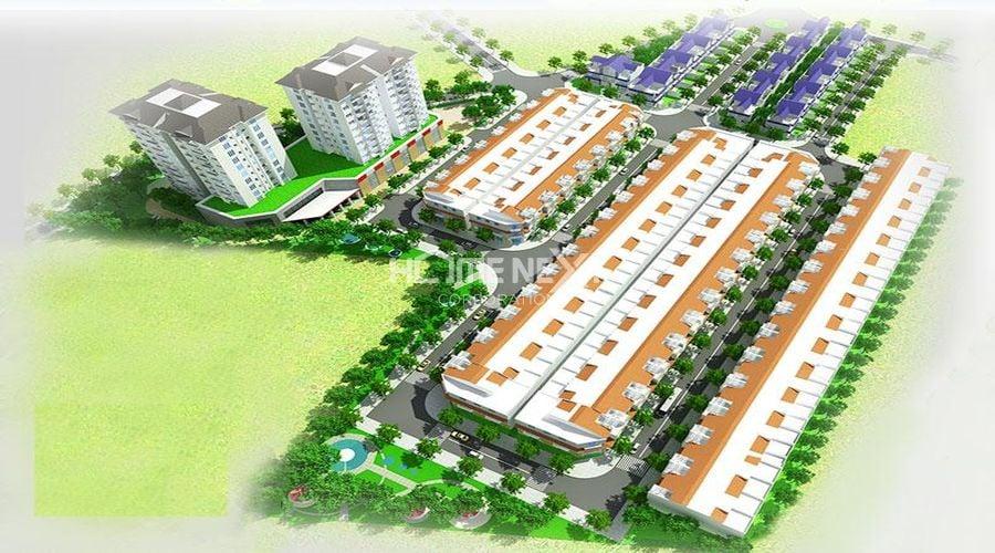 Dự án khu nhà ở Thuận Giao 2 Bình Dương