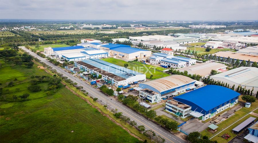 Khu công nghiệp quy mô lớn tại Bình Dương