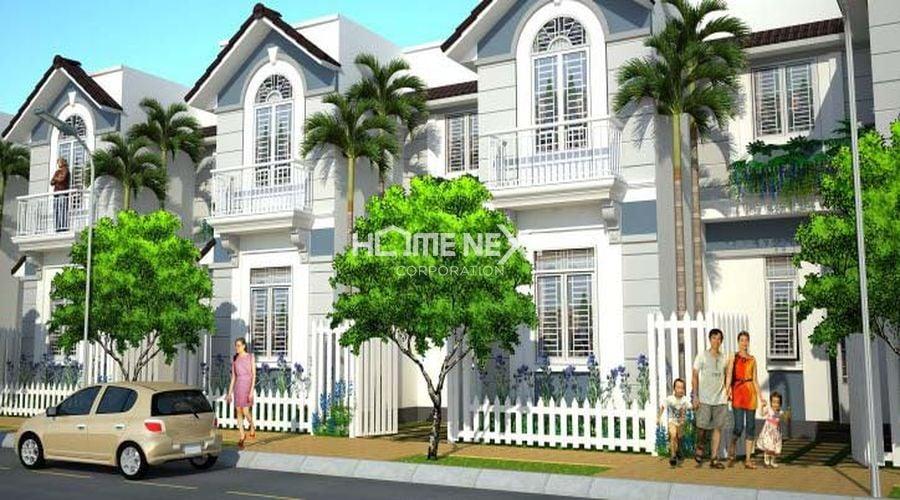 Dự án khu nhà ở Cửu Long