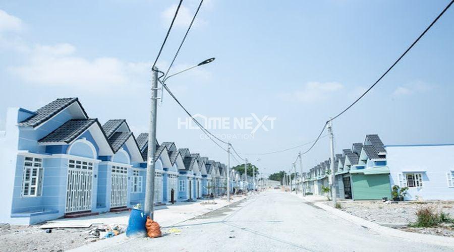 Khu nhà ở nông thôn Huỳnh Gia Phát