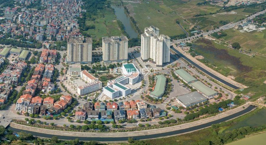 Dự án khu nhà ở xã Trung Văn
