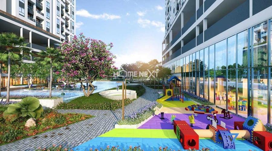 Khu vui chơi trẻ em Minh Quốc Plaza