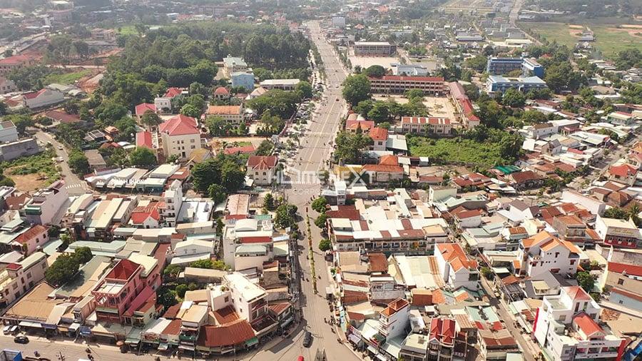 Thị xã Bến Cát Bình Dương trở thành khu vực công nghiệp mới