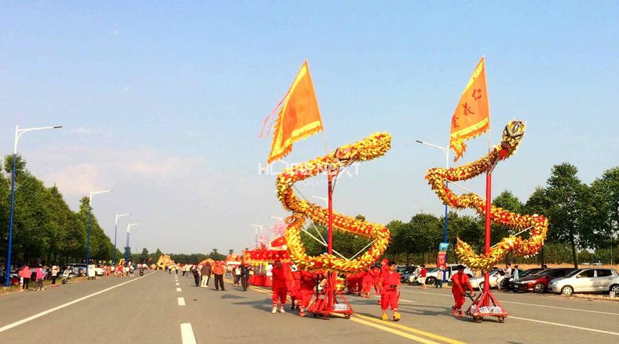 lễ hội chùa bà bình dương