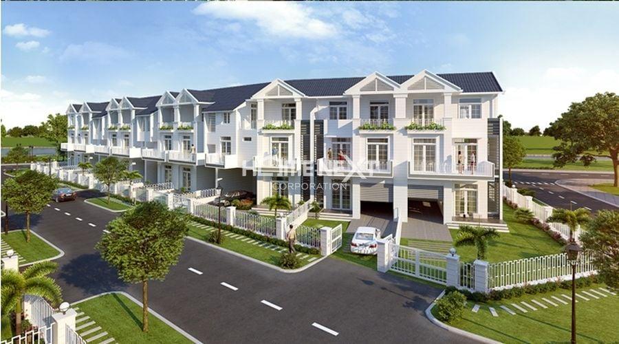 Dự án khu nhà ở thu nhập thấp Lê Phong An Phú
