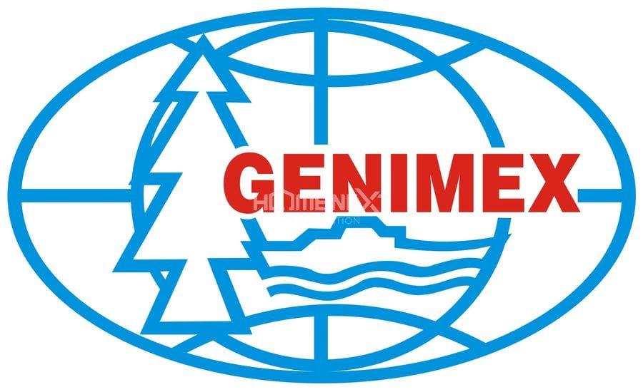 logo của công ty GENIMEX