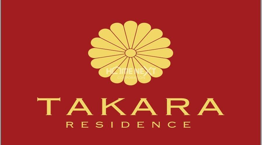 Biểu tượng dự án nhà phố Takara Residence Bình Dương