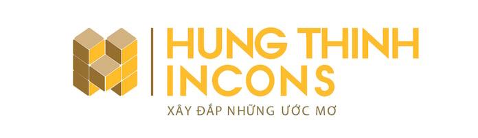 Logo của công ty Hưng Thịnh Incons