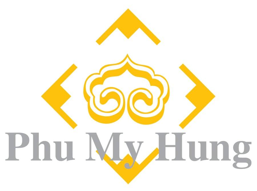 Logo của Công ty TNHH phát triển Phú Mỹ Hưng