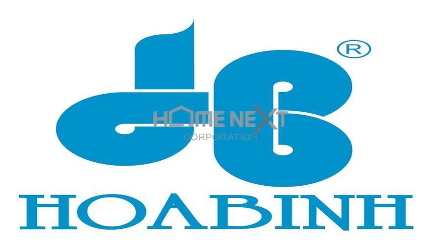 Logo của Công ty Cổ Phần Tập Đoàn Xây Dựng Hòa Bình