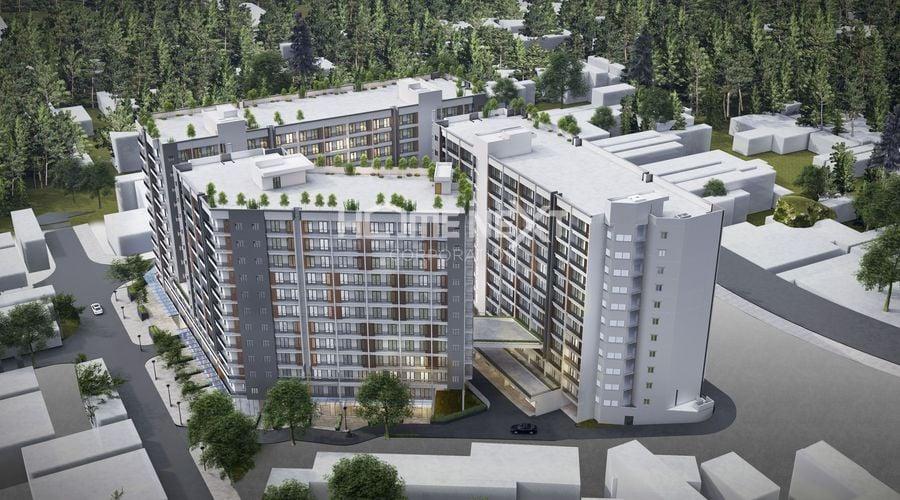 Phối cảnh căn hộ chung cư Takara Residence
