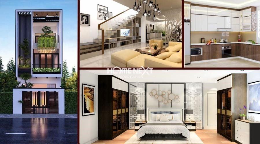Mẫu thiết kế nội thất đẹp 2020