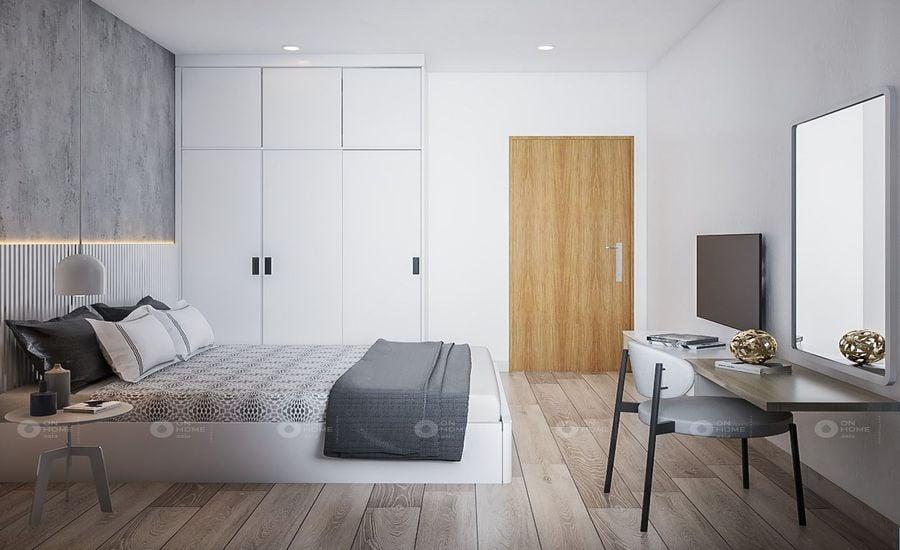 Thiết kế nội thất căn hộ Sora Gardens II 3 phòng ngủ (Ảnh: OnHome Asia)