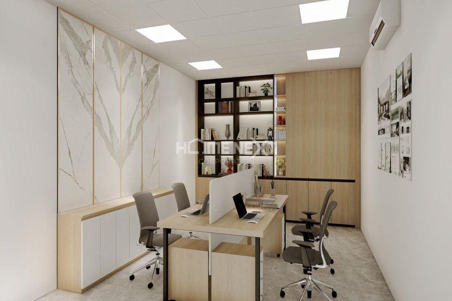 Mẫu 2 văn phòng tại Tech Port City