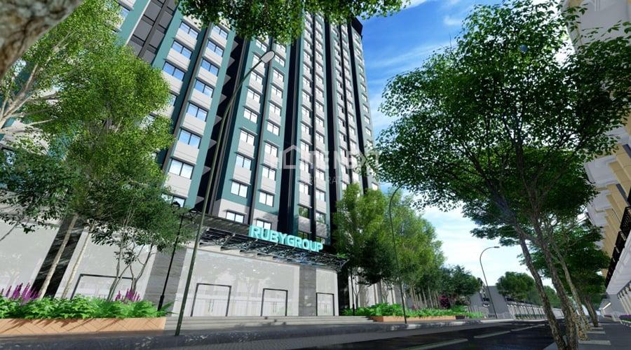 ruby group chủ đầu tư Thịnh Gia Tower