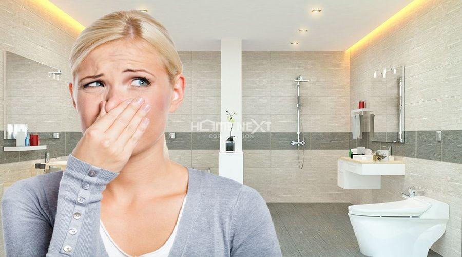 Nhà có mùi hôi ảnh hưởng đến gia đình