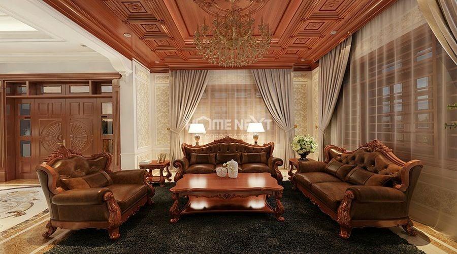 """Phong cách thiết kế nội thất cổ điển phải lòng """"giới thượng lưu"""""""