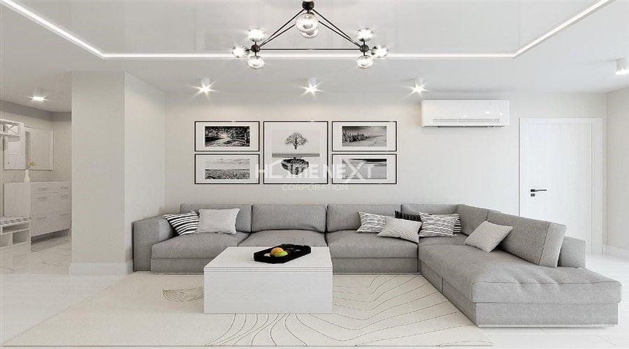 Sự phối hợp hài hòa giữa phong cách và nội thất để tạo nên sự đồng điệu