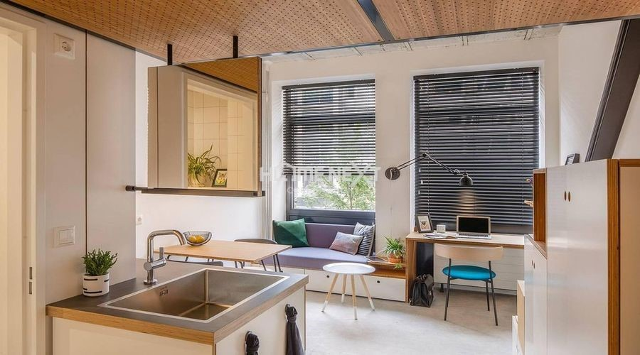 Tận dụng cửa sổ đưa ánh sáng tự nhiên vào nhà