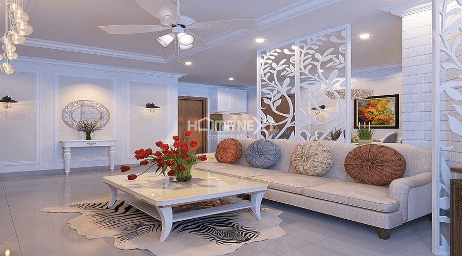 Trào lưu hiện đại trong trang trí nội thất căn hộ