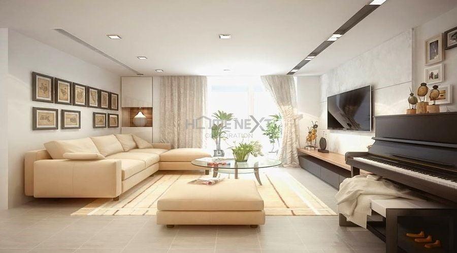 Tận dụng ánh sáng tự nhiên trong thiết kế căn hộ