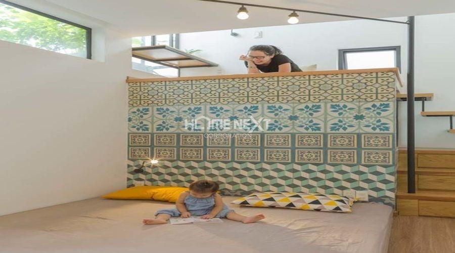 Phòng ngủ dành riêng cho em bé khi con có thể ngủ riêng
