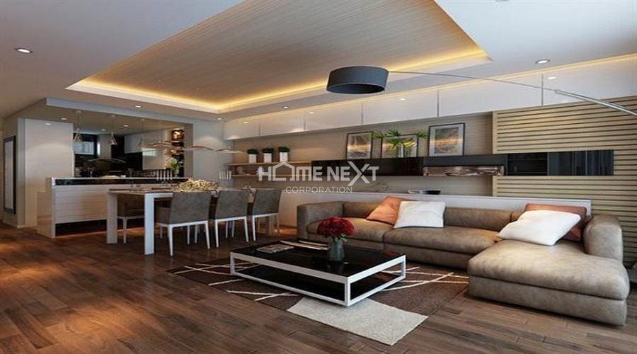 Sử dụng nội thất đơn giản cho không gian hiện đại