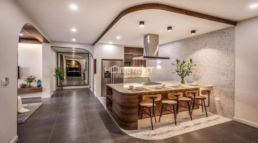 Trang trí căn hộ theo phong cách hiện đại