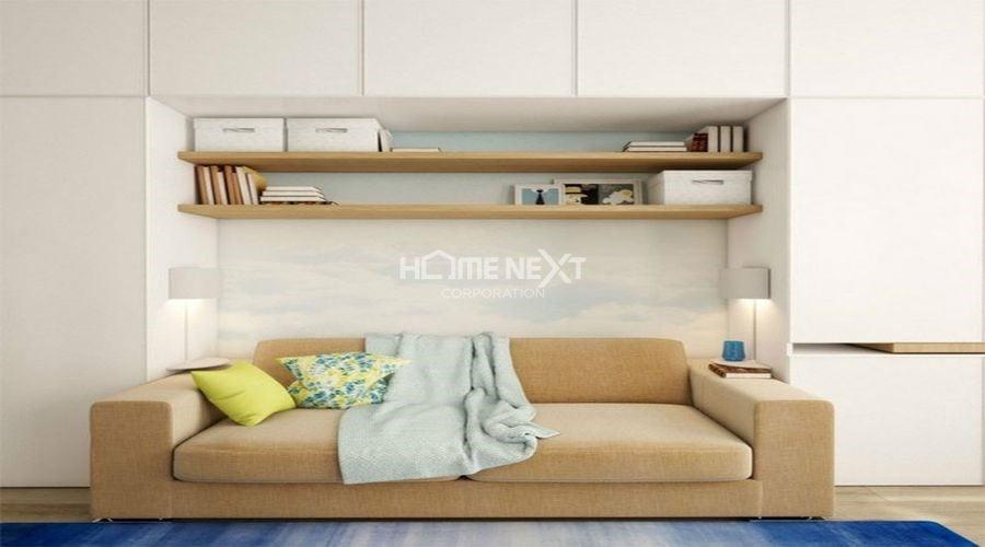 Ghế sofa được tích hợp tính năng giường ngủ