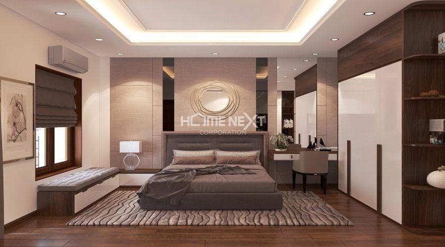Phòng ngủ lớn dành cho gia chủ