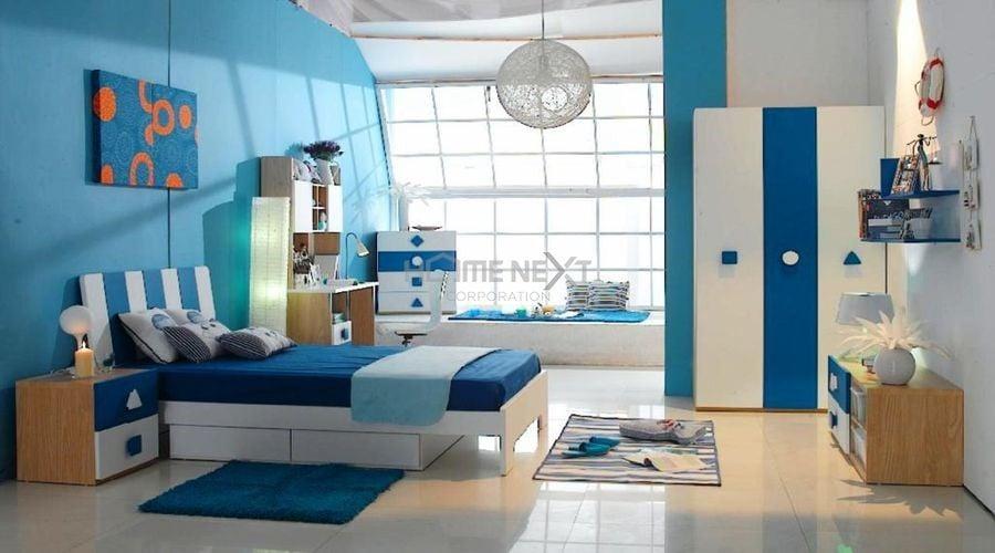 Thiết kế mẫu phòng ngủ cho bé trai