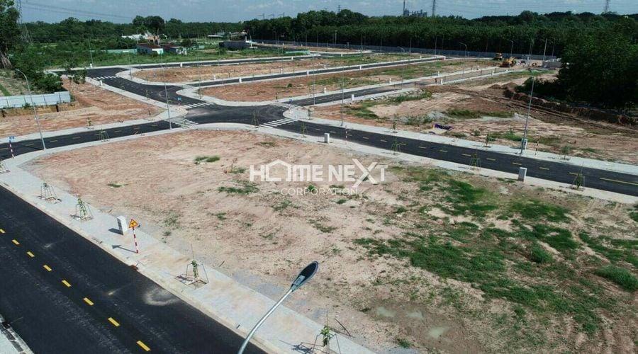 Lô đất nền khu nhà ở Mỹ Phước Khánh