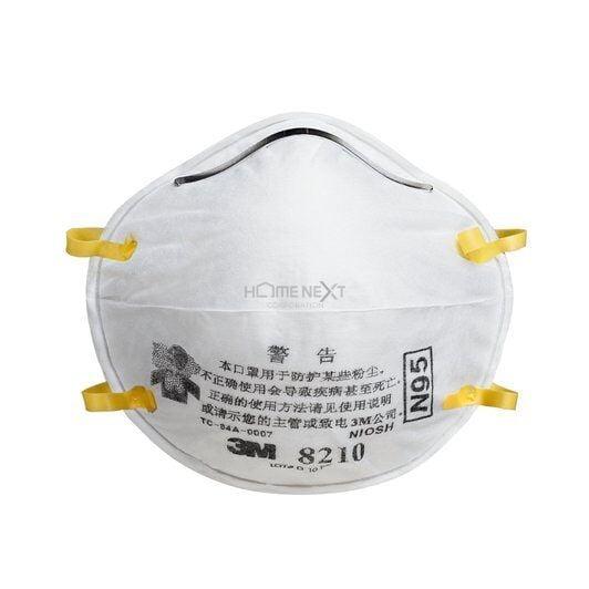 Loại thứ hai là khẩu trang N95 (N95 respirator). N95 có nghĩa là lọc được 95% bụi mịn 0.3 micron trong không khí, tức N95 về lý thuyết có thể lọc không khí tốt hơn khẩu trang y tế.