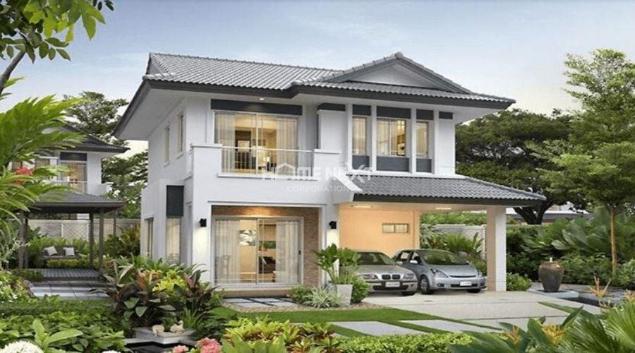 Ngôi nhà với thiết kế gần với thiên nhiên