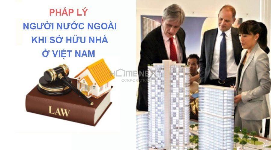 người nước ngoài sở hữu nhà ở Việt Nam