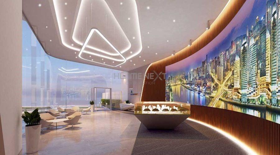 Nhà mẫu dự án căn hộ chung cư Opal City View Bình Dương