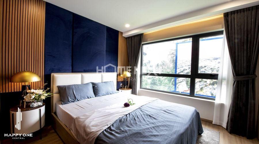 Căn hộ mẫu 3 phòng ngủ sang trọng tại Happy One Central Bình Dương