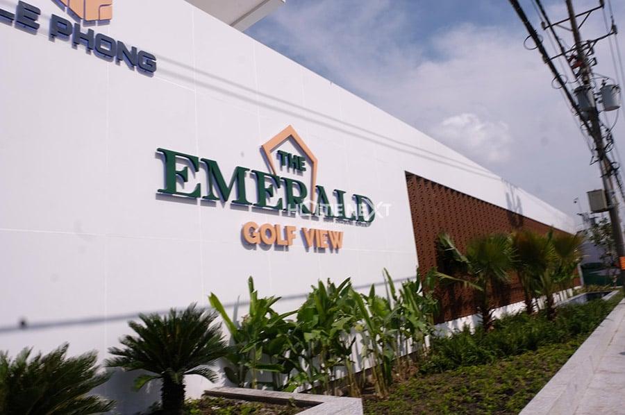 nhà mẫu The Emerald Golf View