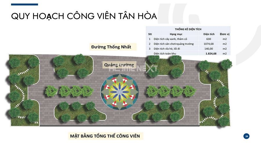 Công viên Tân Hóa