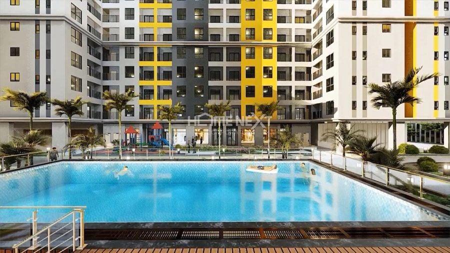 Bcons Plaza đầy đủ tiện nghi cho một cuộc sống đủ đầy