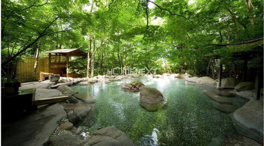 Tận hưởng những phút giây thư giãn thoải mái tại spa phong cách Nhật Bản