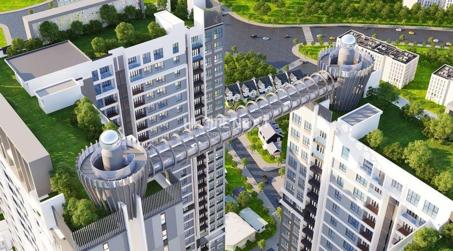 Skydeck - cầu đi bộ trên không nơi sống ảo lý tưởng cho cư dân tại Happy One Central
