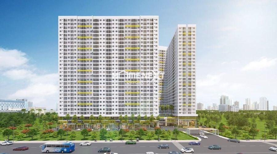 Dự án căn hộ chung cư Legacy Central Bình Dương
