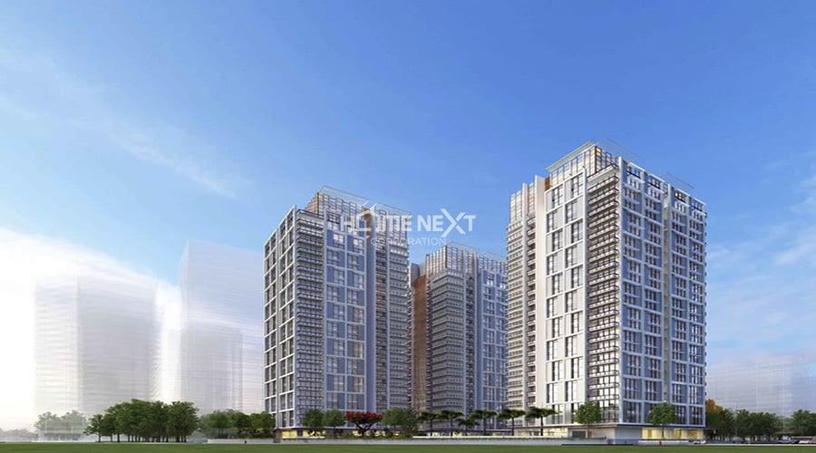 Dự án căn hộ Alva Plaza Phú Bình Dương